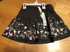 Внешний вид - Jumping Beans Scooter Skirt Skort Ruffled Tiered New With Tags Girls Free Ship