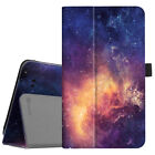 For New T-Mobile Alcatel 3T 8-inch 2018 Release Folio Leather Case Cover Stand