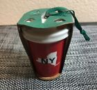 Starbucks Christmas Ornament Holiday Ornament You Choose