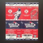 Boston Red Sox St. LouisCardinals World Series Tickets 2013 Games 6 & 7 Stub