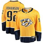 Fanatics Branded Ryan Johansen Nashville Predators Gold Breakaway Player Jersey