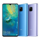 "Huawei Mate 20 X EVR-L29 128GB (FACTORY UNLOCKED) 7.2"" 6GB RAM Silver , Blue"
