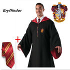 Hogwarts Robe Costumes Adult Kids Wizard Cape Cloak Xmas COS Gift