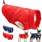 Dog Winter Clothes Warm Fleece Lined Coat Jacket Outdoor Windproof for Yorkie