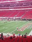 (2) LL Cowboys vs Falcons Tickets Section 105 Row 18 Best Price On Ebay