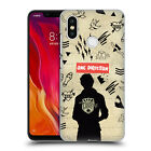 OFFICIAL ONE DIRECTION SILHOUETTES HARD BACK CASE FOR XIAOMI PHONES