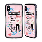 OFFICIAL ONE DIRECTION FAN POSTERS HYBRID CASE FOR APPLE iPHONES PHONES