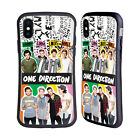 OFFICIAL ONE DIRECTION LOCKER ART GROUP HYBRID CASE FOR APPLE iPHONES PHONES