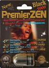 PremierZEN Platinum Red Black Male Sexual Enhancement Performance Stamina Pill $8.98 USD on eBay