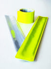High Visibility Reflective Snap Wrap Band Safety Arm Band Wrist Ankle Leg Cycle