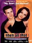 Shes All That (DVD, 1999)