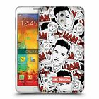 OFFICIAL ONE DIRECTION FACE PATTERNS SOFT GEL CASE FOR SAMSUNG PHONES 2