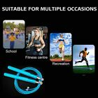 Rope Adjustable Anti-winding Wires Aluminum Handle Outdoor Sports Exercise GIFT
