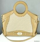 New Trend Limited GuEsS Handbag Ladies Mauritus Bag Camel Multi