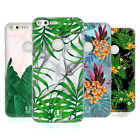 HEAD CASE DESIGNS TROPICAL MARBLE PRINTS HARD BACK CASE FOR GOOGLE PHONES