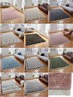 MEDIUM - LARGE SOFT MOROCCAN BENI OURAIN STYLE DENSE HEATSET BOHO THICK RUGS