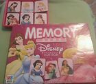 Memory Game Disney Princess edition pre-owned (br)
