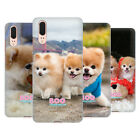 OFFICIAL BOO-THE WORLD'S CUTEST DOG PLAYFUL HARD BACK CASE FOR HUAWEI PHONES 1