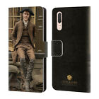 OFFICIAL OUTLANDER SEASON 4 ART LEATHER BOOK WALLET CASE COVER FOR HUAWEI PHONES
