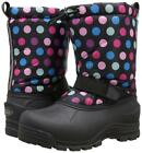 Northside FROSTY Toddlers Pink/Blue 200G Insulated Winter Snow Boots