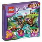 Lego Freinds 320pc Adventure Camp Rafting 41121 Olivia Andrea Jungle Tent NEW