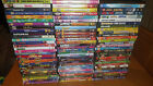 DVDs Movies Chose Title Free Shipping Power Rangers, marvel, goosebumps, barbie