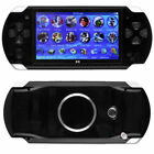"""Portable 4.3"""" 8GB Built-In 10000 Games PSP Handheld Video Game Console Player CA"""