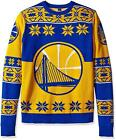 Forever Collectibles NBA Men's Golden State Warriors Big Logo Ugly Sweater on eBay