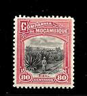 HICK GIRL STAMP- BEAUTIFUL MINT PORTUGAL-MOCAMBIQUE CO. STAMP SC#140  1925  J547