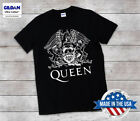 Queen Music T-Shirt Unisex Band Tee Bohemian Rhapsody RARE All Size image