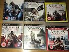 Ps3 Assassin's Creed Game Series - Quick Dispatch
