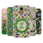 HEAD CASE DESIGNS PRINTED EMBROIDERED QUOTES HARD BACK CASE FOR LG PHONES 1