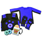 WILD KRATTS CREATURE POWER SUITS WITH 5 ANIMAL DISCS VEST,GLOVES,SHIRT  MORE