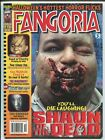 FANGORIA #237 - SHAUN OF THE DEAD COVER - SEED OF CHUCKY - OCTOBER/2004