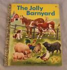 THE JOLLY BARNYARD BY ANNIE NORTH BERFORD 1950 A LITTLE GOLDEN BOOK