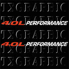 4.0L PERFORMANCE DECAL JEEP ENGINE SIZE  4.0 L  LITTER , CHEROKEE (2 PK)
