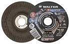 Walter 08P460 XCAVATOR Grinding Wheel - [Pack of 25] A-16-P Grit, 4-1/2 in. and