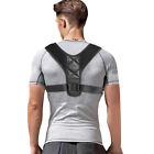 For Men Women Magnetic Posture Corrector Lumbar Shoulder Back Support Brace Belt