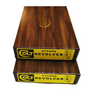 """Colt Python Box - Yellow Label - Select from 2.5"""", 4"""", 6"""" 0r 8"""" ModelsCases - 73938"""