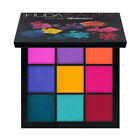 Huda Beauty rose gold textured EyeShadow Palette 9 Eye Shadow Shades QARY