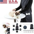 Pet Dog Cat Grooming Apron Clothes Salon Haircut Bath Anti static Waterproof