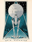 Star Trek Into the Darkness Poster Print A5..A4. A3...A2 option 260gsm on eBay