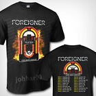 Foreigner Tour Dates 2019 T SHIRT S-3XL MENS image