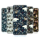 OFFICIAL JULIA BADEEVA ANIMAL PATTERNS 4 SOFT GEL CASE FOR HUAWEI PHONES