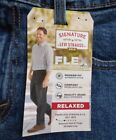 Signature by Levi Strauss  Co. Gold Label Men's Relaxed Fit Jeans