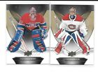 2018 19 Trilogy  Patrick Roy and Carey Price Montreal Candiens