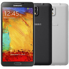 New Samsung Galaxy Note 3 Iii N900a At&t & Gsm Factory Unlocked Black / White