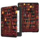 For All-New Amazon Kindle Paperwhite 10th Generation 2018 PU Leather Case Cover segunda mano  Embacar hacia Argentina
