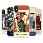 OFFICIAL DOCTOR WHO CLASSIC GLITCH POSTERS BACK CASE FOR APPLE iPHONE PHONES $17.95 USD on eBay