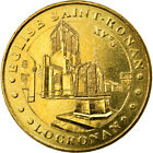 [#683142] France, Token, Touristic token, Locronan - Eglise Saint Ronan, 2006